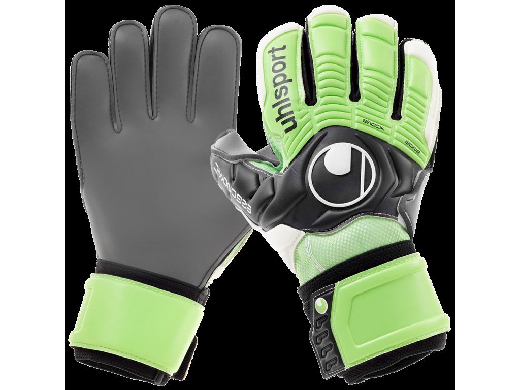 Brankářské rukavice Uhlsport Ergonomic Super Graphit