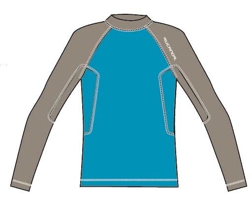 Termo triko Rucanor dlouhý rukáv