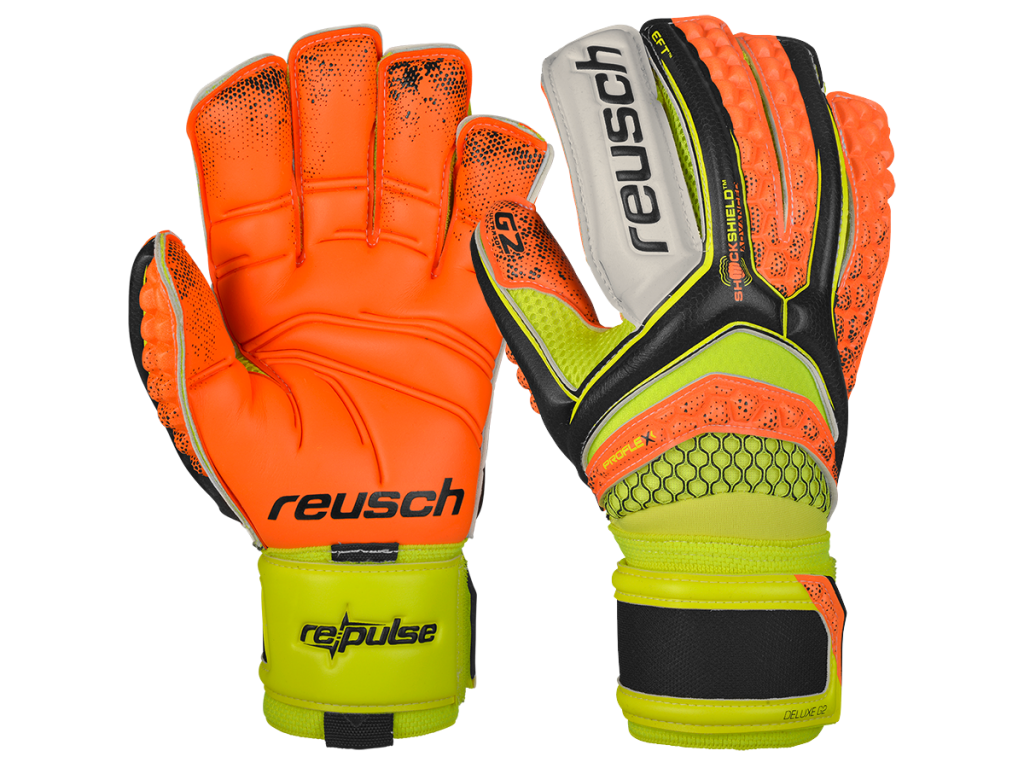 Brankářské rukavice Reusch Re:Pulse Deluxe G2