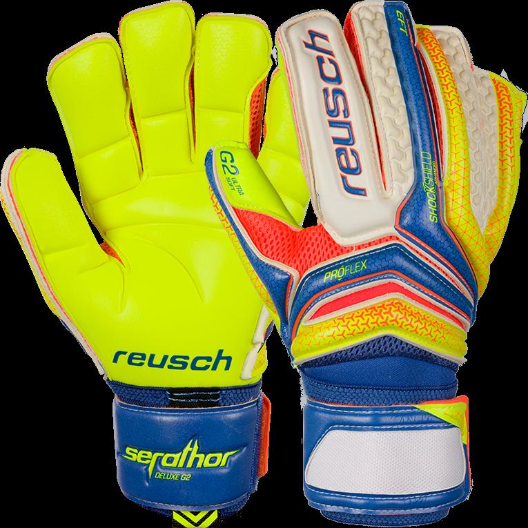 Brankářské rukavice Reusch Serathor De Luxe G2