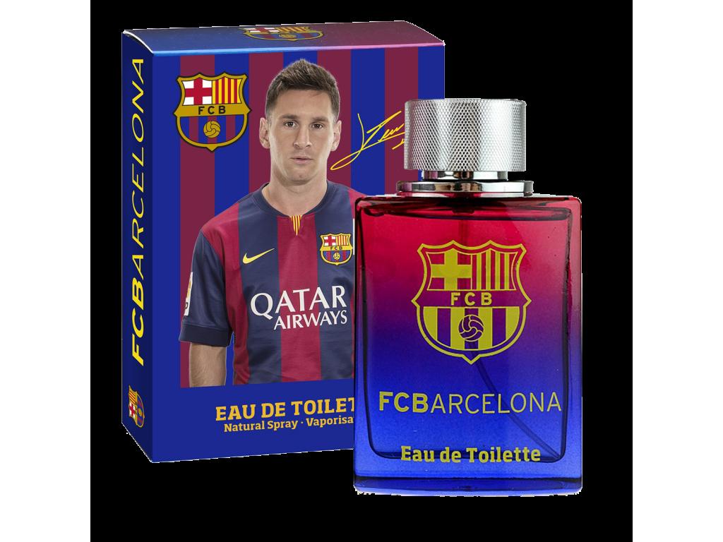Toaletní voda FC Barcelona Messi- kosmetika