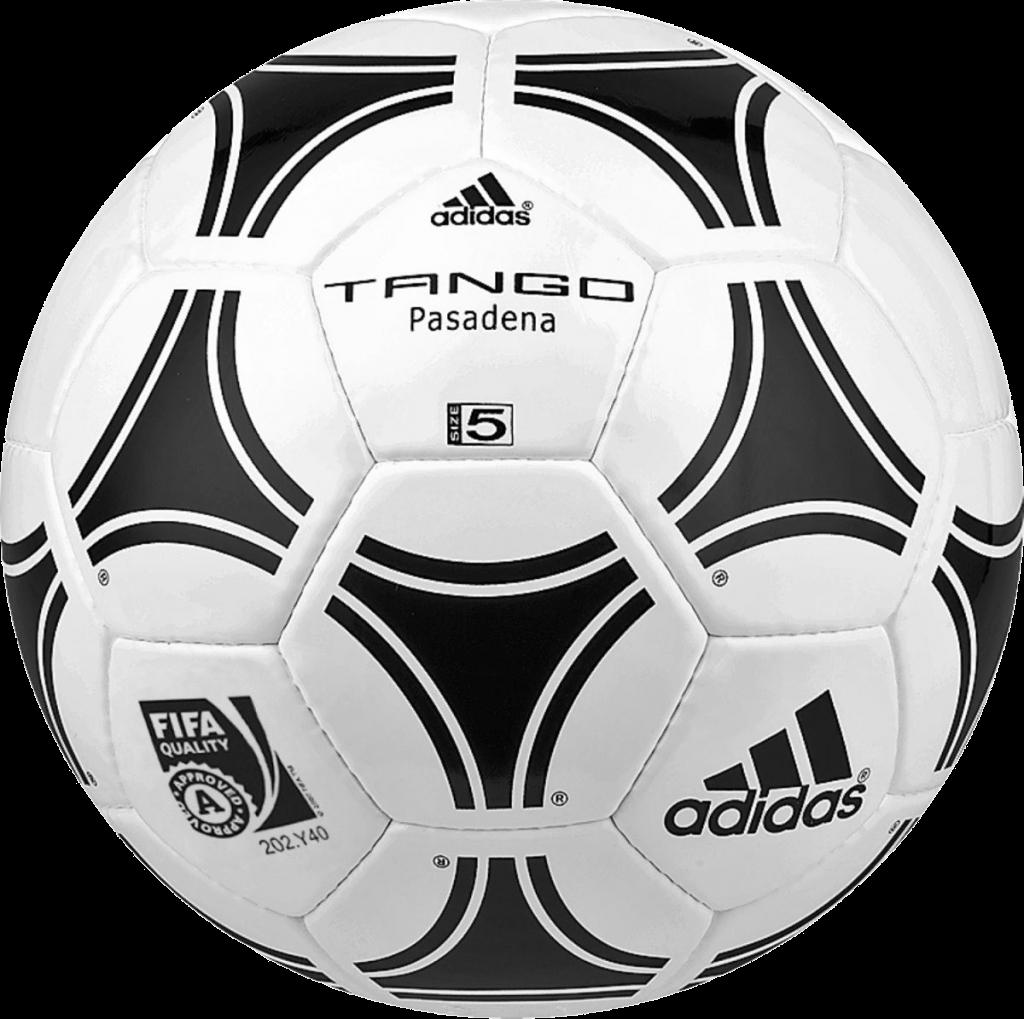 5x Fotbalový míč Tango Pasadena