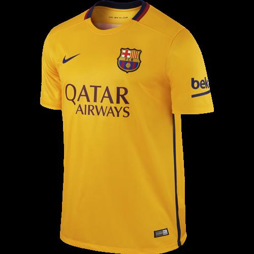 Dres Nike FC Barcelona venkovní 2015/2016 replika