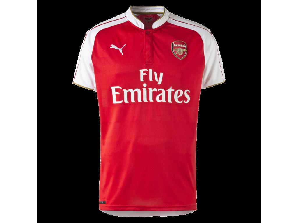 Dres Puma Arsenal FC domácí 2015/2016