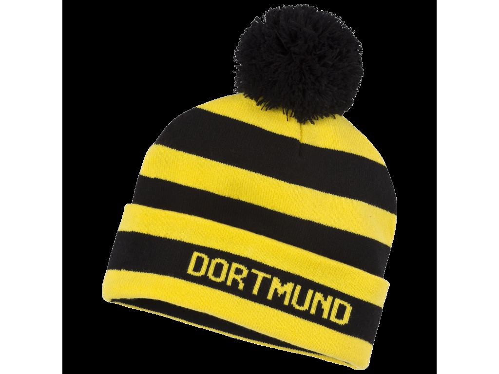 Zimní čepice Puma Borussia Dortmund