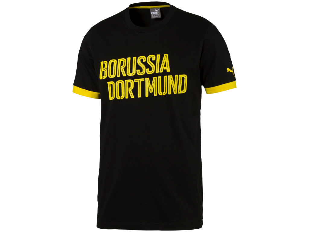 Fanouškovské tričko Puma Borussia Dortmund