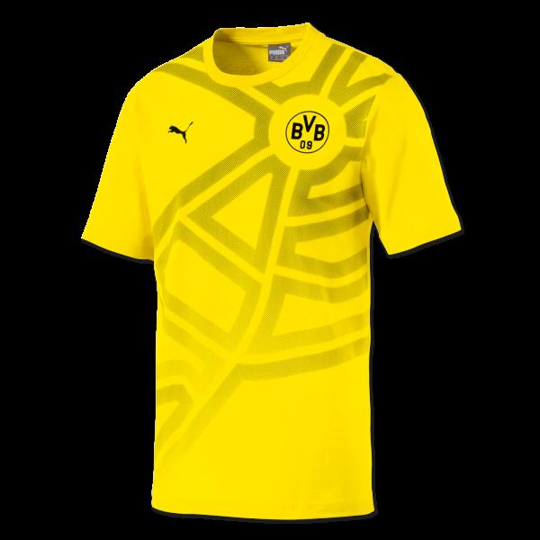 Fanouškovské triko Puma Borussia Dortmund
