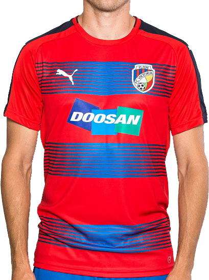 Dresu FC Viktoria Plzeň 2016/2017 domácí