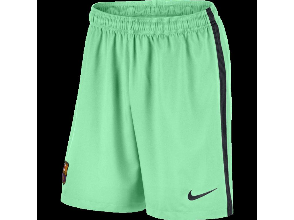 Trenýrky Nike FC Barcelona třetí sada 2016/2017