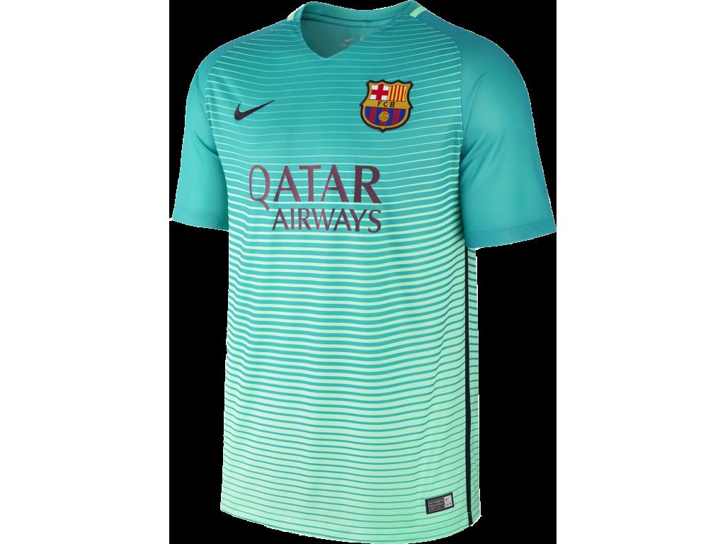 Dres Nike FC Barcelona třetí sada 2016/2017