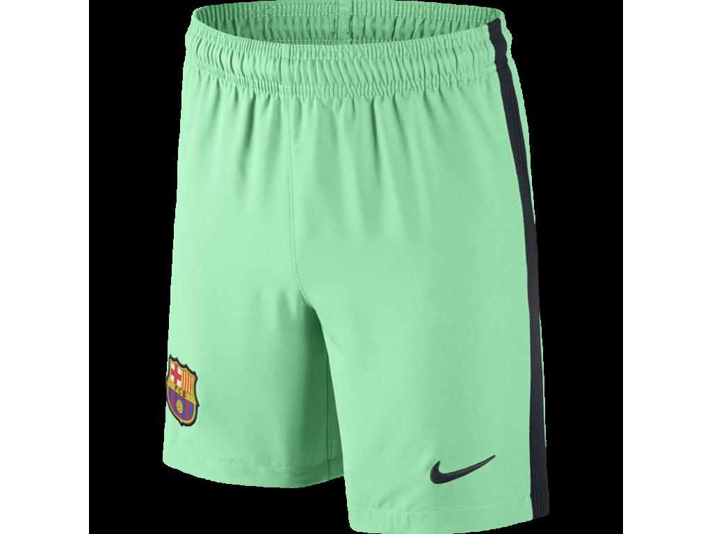 Dětské trenýrky Nike FC Barcelona třetí sada 2016/2017