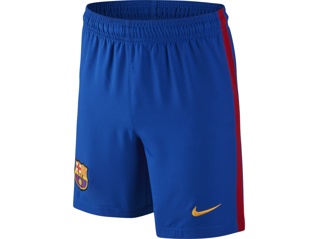 Dětské trenýrky Nike FC Barcelona domácí 2016/2017