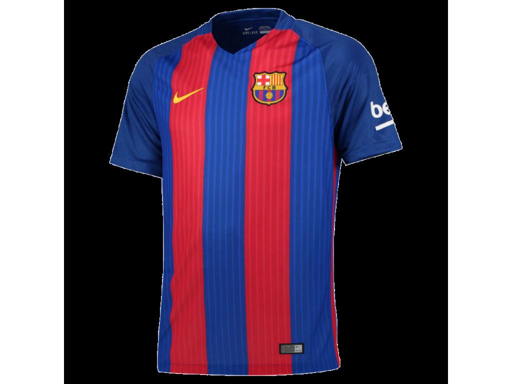 Dětský dres Nike FC Barcelona domácí 2016/2017