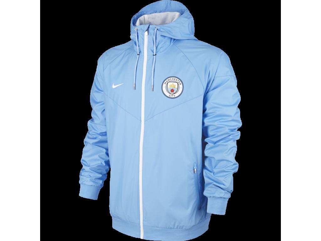 Bunda Nike Manchester City FC Authentic Windrunner