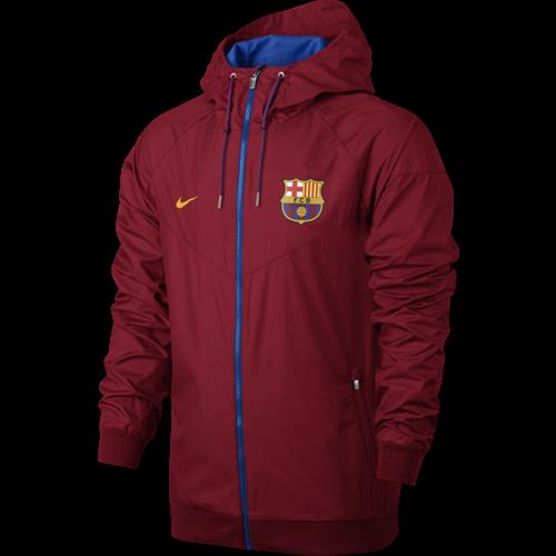 Bunda Nike FC Barcelona Authentic Windrunner