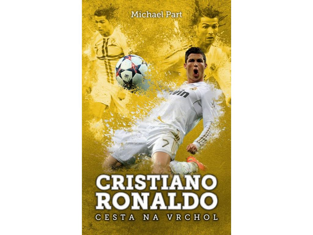 Kniha Cristiano Ronaldo - Cesta na vrchol