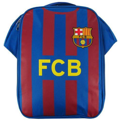 Svačinový box FC Barcelona dres