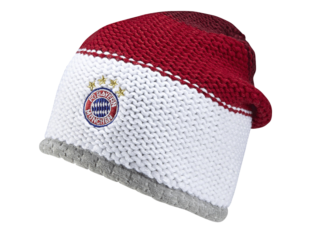 Čepice adidas FC Bayern Mnichov