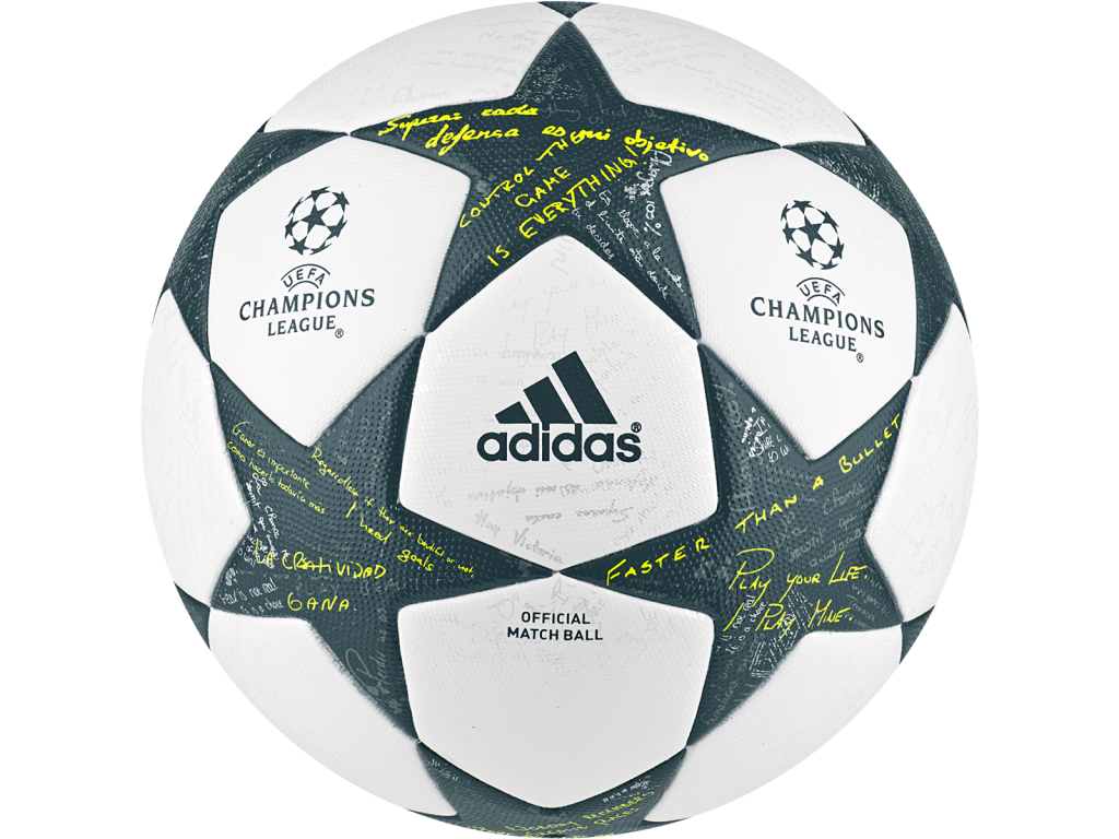 3x Fotbalový míč adidas Finale 16 OMB