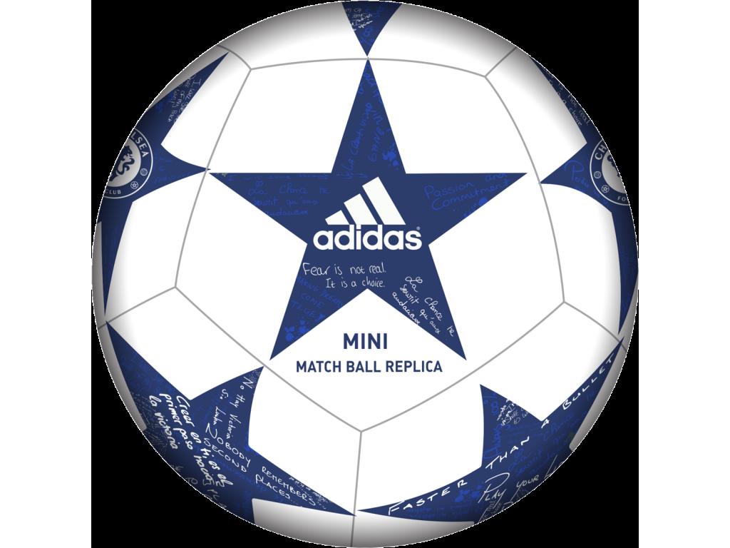 Mini míč adidas Finale 16 Chelsea FC