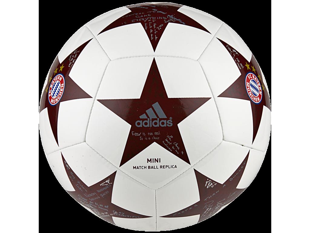 Mini míč adidas Finale 16 Bayern Mnichov