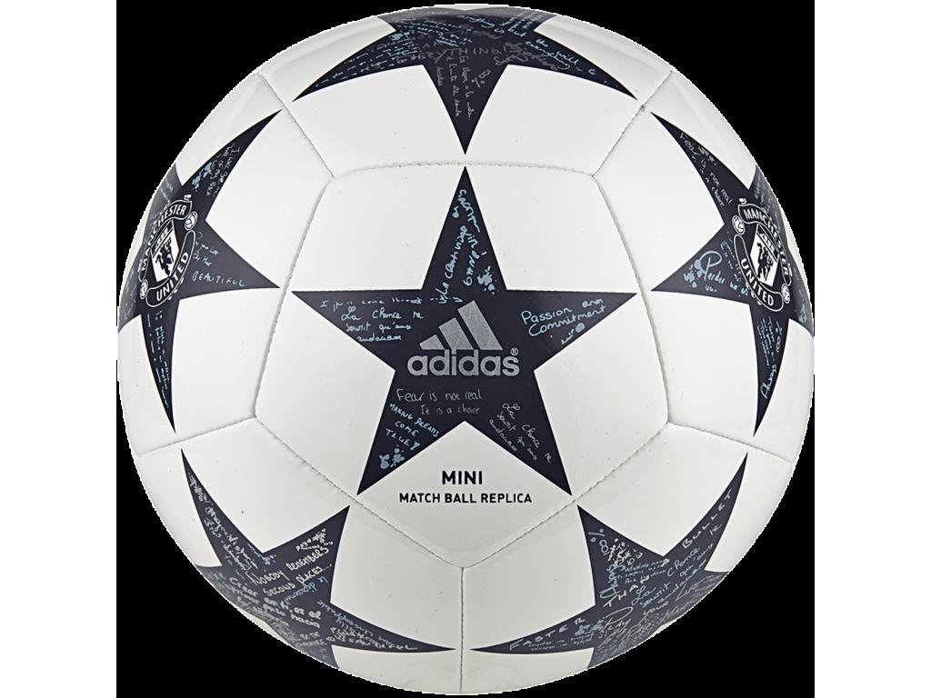 Mini míč adidas Finale 16 Manchester United