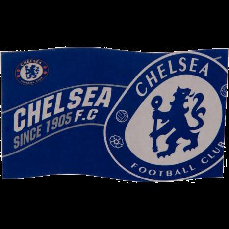 Klubová vlajka Chelsea FC