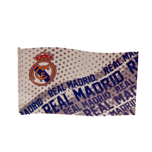 Vlajka Real Madrid FC