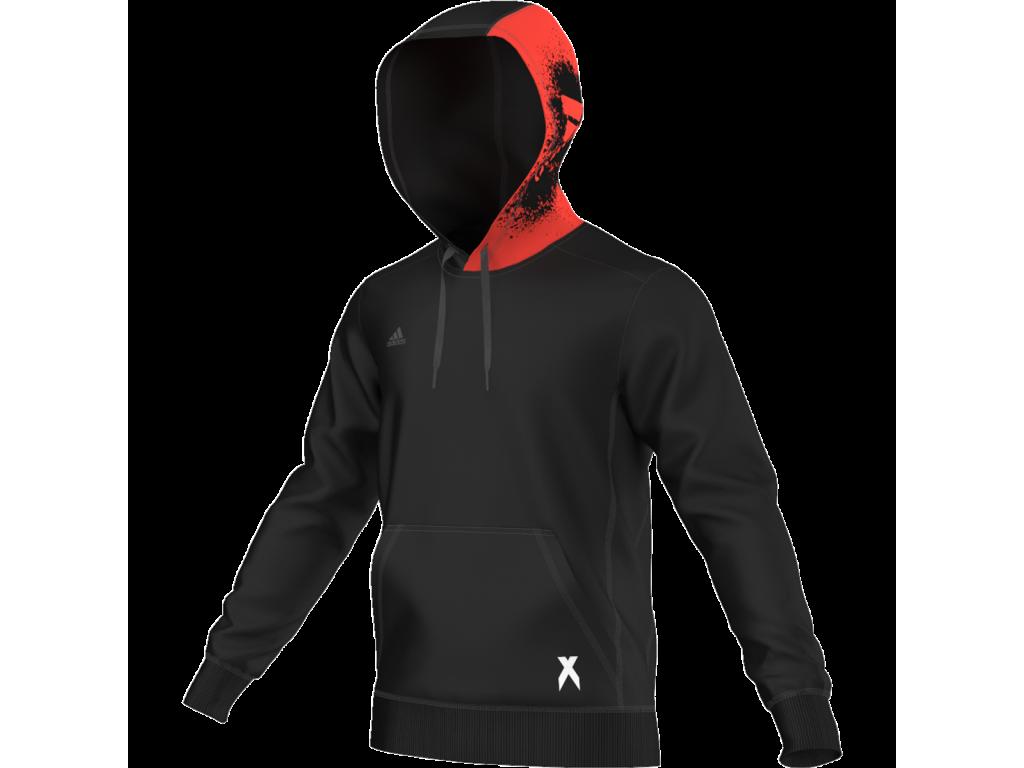 Mikina s kapucí adidas X Hoody