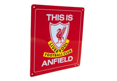 Cedule Liverpool FC This is Anfield
