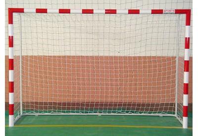 Hliníková branka na futsal 3x2m kulatý profil 171fe57d0d