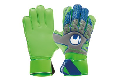 Brankářské rukavice Uhlsport Tension Green Soft SF