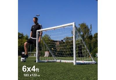 Hliníková branka na futsal 3x2m kulatý profil  14fc6f8684