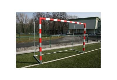 Hliníková branka na futsal 3x2m hranatý profil 8328e4794d