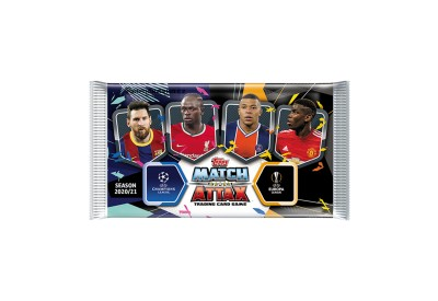 Balíček Topps Match Attax Champions League 2020/2021