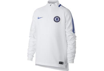Dětská tréninková mikina Nike Chelsea FC Dry Squad Drill 2c2e9a021a1