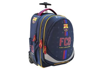 Školní batoh na kolečkách FC Barcelona 500127f2c1