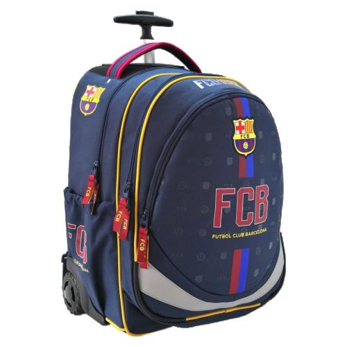 Školní batoh na kolečkách FC Barcelona  e04d2f2533
