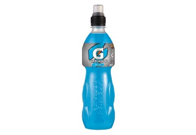 Gatorade Cool Blue s příchutí malin