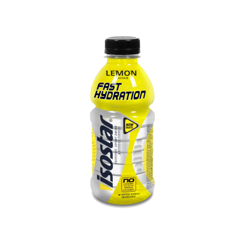 Isostar nápoj Hydrate & Perform 500ml Citrón