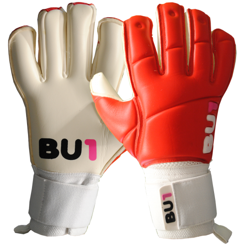 Dětské brankářské rukavice BU1 Red  19cb929c90