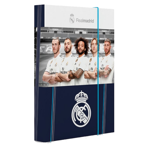 Box na sešity A5 Real Madrid