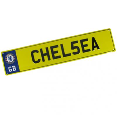 Registrační značka Chelsea FC