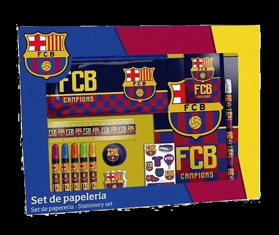 Velký školní set FC Barcelona