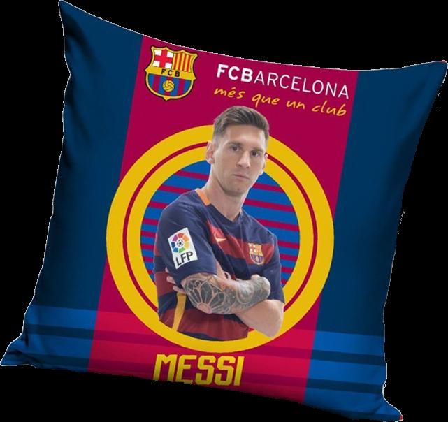 Polštářek FC Barcelona Messi