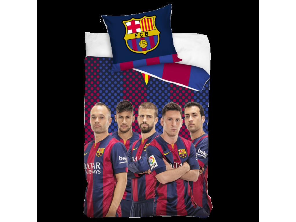 Povlečení FC Barcelona - hráči