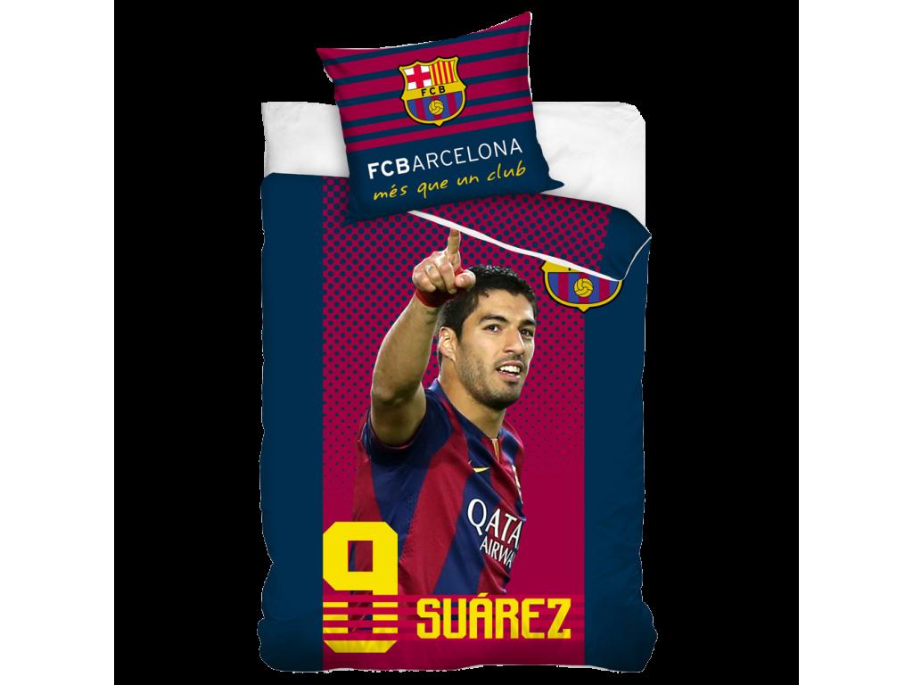 Povlečení FC Barcelona Suarez