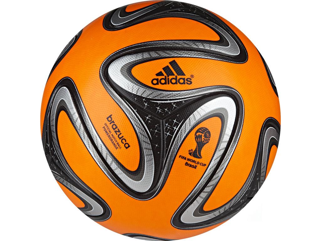 Fotbalový míč Adidas Brazuca Winter Ball