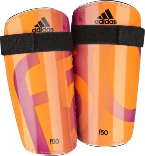 Fotbalové chrániče adidas F50 Lite