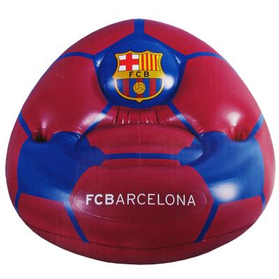 Nafukovací křeslo FC Barcelona
